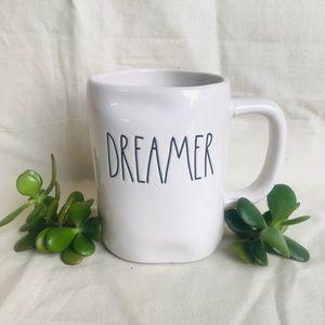 NWT Rae Dunn DREAMER Mug